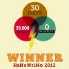 NaNo winner 12